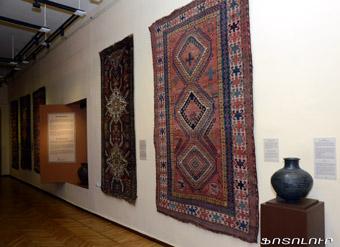 Ковры в музее истории Армении
