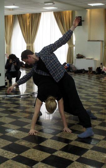 Велли О'Брайан и Крис Оуэн