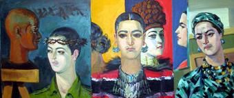 Картина Мариам Асламазян