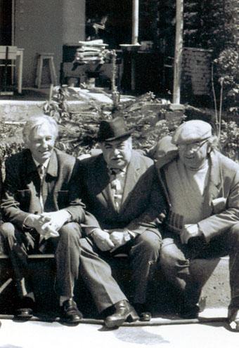 Фотографии из архива Левона Мкртчяна.