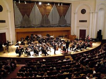 Филармонический оркестр Армении