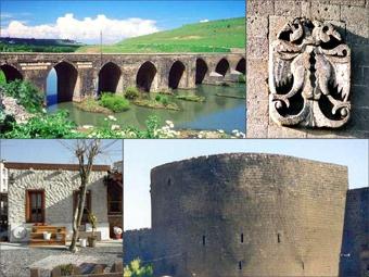 Виды Диарбекира(Тигранакерта).