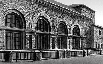 По таманяновскому плану каждая зона города имела свою самостоятельную архитектурно-планировочную структуру.