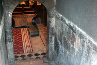 Гробница апостола Анании