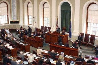 сенат американского штата Мэн