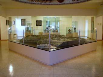 Экспозиция Музея истории Еревана