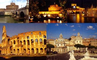 """Фотовыставка """"Рим - современник моего города"""""""