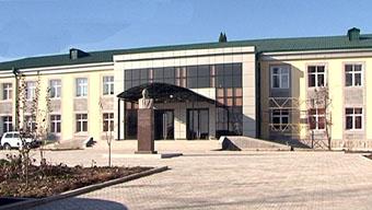 Здание новой районной больницы
