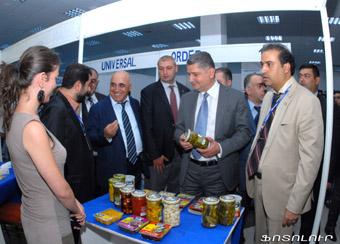 Уже 13 лет подряд в Армении проводится региональный торгово-промышленный выставочный форум Armenia EXPO.