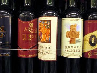 Развитие экспорта традиционного коньяка и вин находится в сфере внимания правительства.