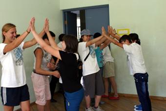Недавно в Армении побывали волонтеры из Японии