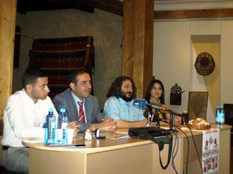 На праздник фольклора в Закопане съехались 18 коллективов из 13 стран.