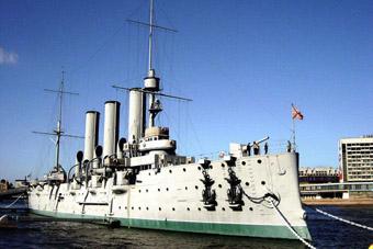 Знаменитый крейсер
