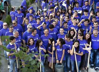 В 8-й раз прошла церемония вручения ежегодных образовательных наград президента Армении лучшим студентам в сфере ИТ.
