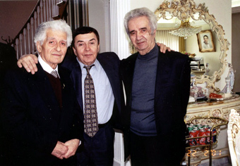 Мирзоян был основателем армянской композиторской школы.
