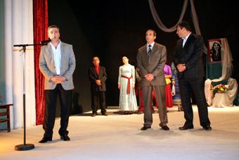 Театральный Лори учредил с десяток дополнительных номинаций.
