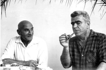 Арам Арамян и Рафо Исраелян