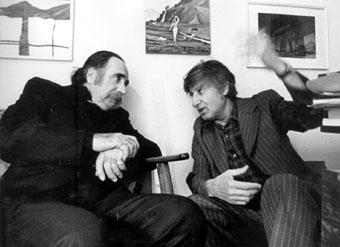 Мартирос Сарьян познакомил Сарояна с талантливым ученым и не менее талантливым художником Гурзадяном.