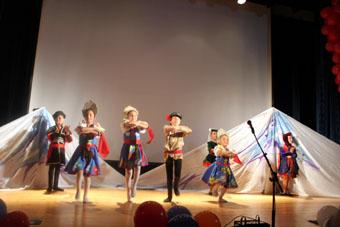 Второй фестиваль, посвященный 20-летию Декларации о суверенитете Российской Федерации.