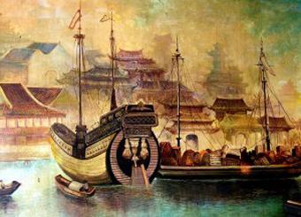 Впоследствии армяне проникли в глубь страны, дошли до берегов Тихого океана, обосновались в городе Кантоне (Гуанчжоу).