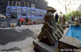 По словам директора музея, с этой целью был составлен и представлен Министерству культуры и Агентству по охране историко-архитектурных памятников список объектов.