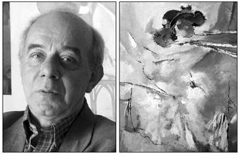 Картины Рубена Арутчьяна насыщены любовью к человеку, женщине.