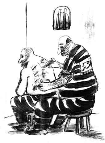 Не тот человек Гагик Николаевич, чтобы замять проблему осужденных, зашивающих губы.