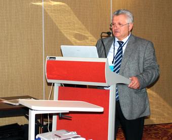 Александр ПОЛИЩУК, сотрудник отдела охраны общественного здоровья Европейского регионального бюро ВОЗ.