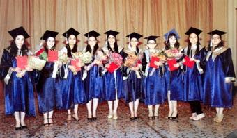 Ежегодно Педагогический университет дает около 3 тысяч выпускников.