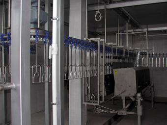 Полностью завершены работы по газификации фабрики - в частности, отстроена газораспределительная станция.
