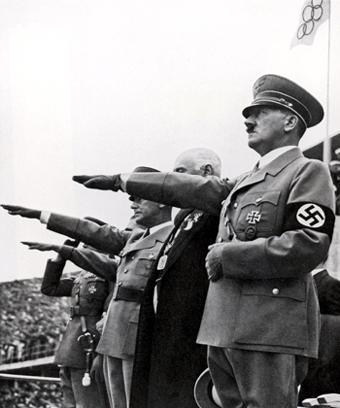 В августе 1936 года в Берлине прошли летние Олимпийские игры.
