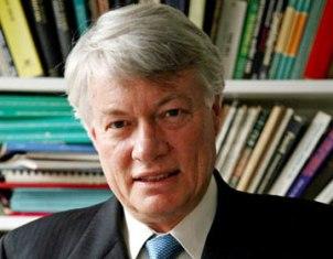 Известный юрист и правозащитник Джеффри Робертсон.