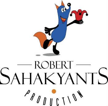 "Лого студии ""Роберт Саакянц продакшн""."