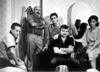 Эверт Паязатян и Нерсес Оганесян.