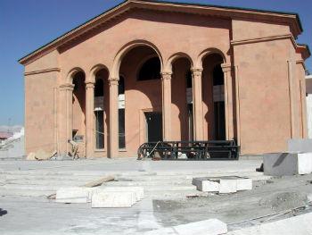 В конце октября в столичном парке им. Комитаса состоится торжественная церемония открытия Музея Комитаса.