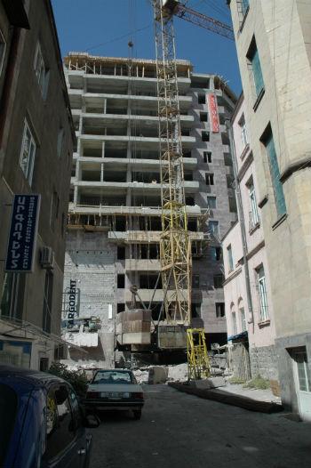 Ереван находится на стадии труднопредсказуемого развития.