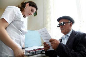В Армении свыше 13% взрослого населения имеют проблемы со зрением, а в возрастной группе от 50 лет и выше - 37%.