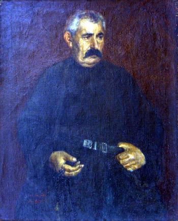 Выставка картин Степана Агаджаняна, посвященная 150-летию со дня его рождения.
