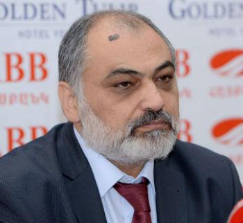 Рубен Сафрастян,  директор Института востоковедения НАН РА.