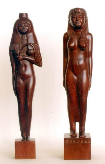 Фигура мужчины или женщины - начало всех начал.