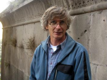 Реставратор Стефано Вольта.