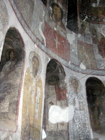 Уникальным фрескам отныне ничто не грозит.