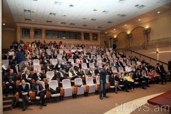 В Ереван съехались специалисты из 24 государств.