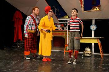 В Ереване начал работу VIII Республиканский фестиваль молодых театральных режиссеров.
