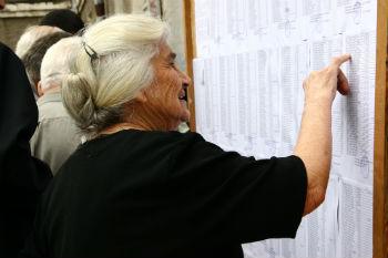 """Были предприняты меры по исключению из избирательских списков """"мертвых душ""""."""