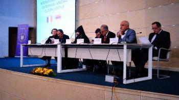 В конференции приняли участие ученые из Армении, Румынии, Франции, Германии, Украины и Молдовы.