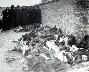 Резня армян в Баку 1918г.