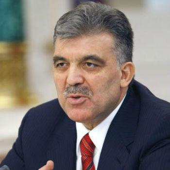 Президент Турции Абдулла Гюль.