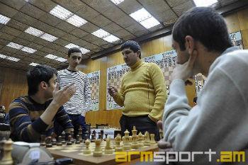 Чемпионат Армении по шахматам.