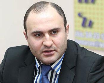 Советник министра обороны РА Давид Джамалян.
